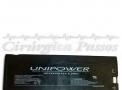 Bateria para Desfibrilador Life 400 futura unipower - 12v. 2,3 ah