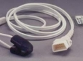 Sensor para Oximetro de Pulso de Orelha Emai Para uso em pediatria ou veterinária
