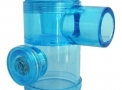 Válvula Unidirecional na cor Azul para Ambu - Reanimador Adulto - Oxigel