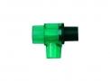 Válvula Unidirecional Verde para Anestesia 100-0232