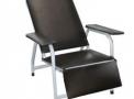 Poltrona Para Coleta de Sangue Estofado Suporte para braço Suporte para soro assento com altura fixa encosto regulável MUITO MAIS CONFORTÁVEL