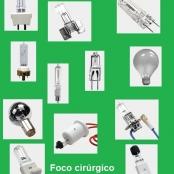 Lâmpadas para foco cirúrgico