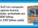 PAPEL TOALHA BRANCO 23X21