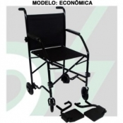 Cadeira de Rodas Simples - Modelo Econômica CDS
