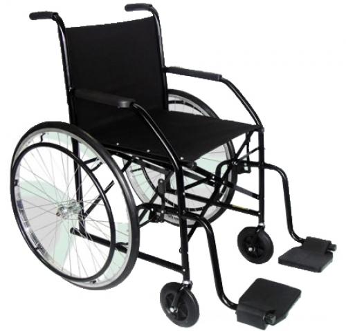 Cadeira de Rodas 101M Semi-Obeso - CDS