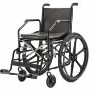 Cadeira de Rodas 1017 Plus - Baxmann Jaguaribe