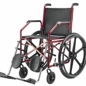 Cadeira de Rodas 1012 - Baxmann Jaguaribe