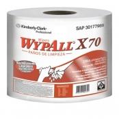 Pano Descartável Wiper WYPALL X70 Jumbo Roll - Kimberly Clark