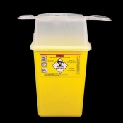 Coletor Rígido para Perfurocortantes - 1 Litro