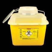 Coletor Rígido para Perfurocortantes - 7 Litros