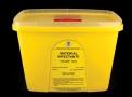 Coletor Rígido para Perfurocortantes - 15 Litros