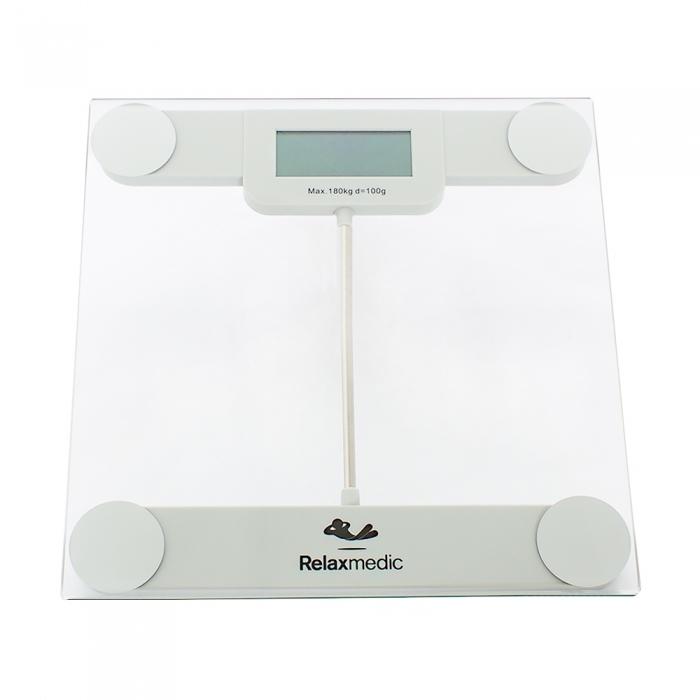 Balança Digital Eat Smart RM-BD117 Capacidade 180kg