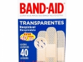 Curativos Band Aid Johnson & Johnson Transparentes com 40 Unidade Leve 40 Pague 30