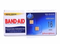 Curativos Band Aid Johnson & Johnson Pequenos Ferimentos com 16 Unidades