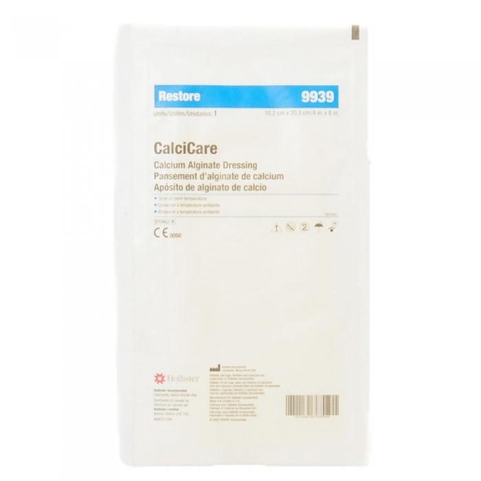 Curativo Restore Calcicare Alginato Cálcio e Sódio Estéril 10cm x 20cm com 1 Unidade
