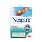 Curativo Nexcare Micropore com 35 Unidades