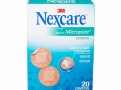 Curativo Nexcare Micropore Redondinhos com 20 Unidades
