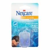 Protetor de Ouvido Nexcare 3M Silicone com 1 Par