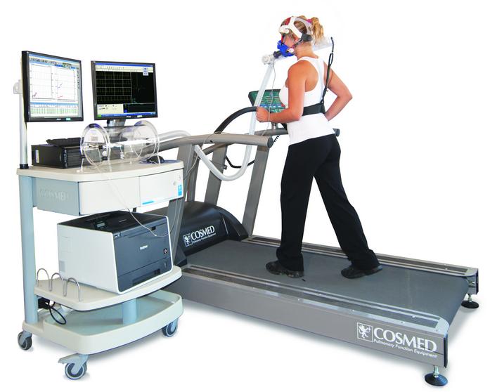 Quark CPET - Carro Metabólico Cardio Pulmonar, Troca Gasosa e ECG