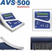 Audiômetro AVS-500