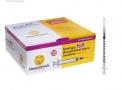 Seringa de Insulina Descarpack 1 ml com Agulha - Cx 100 Un. Só R$ 25,90