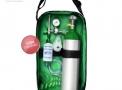 Kit Oxigênio Portátil 3 Litros com Bolsa (COM CARGA)