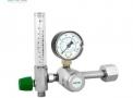 Válvula Reguladora para Cilindro com Fluxometro Oxigênio - (Protec)