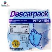 Máscara de Proteção N95 - Descarpack 20 unid.