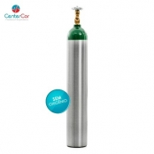 Cilindro de Oxigênio 5 Litros - Alumínio (SEM CARGA)