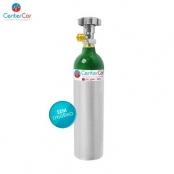Cilindro de Oxigênio 1,0 Litro Alumínio (SEM CARGA)
