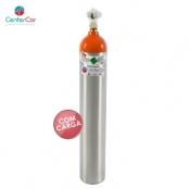 Cilindro de Alumínio Gás Hélio 5 Litros (COM CARGA)