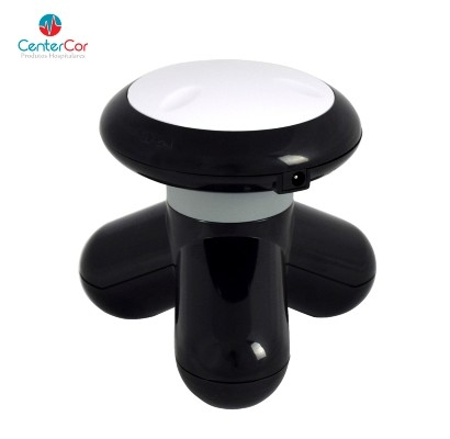 Mini Massageador com USB - Preto