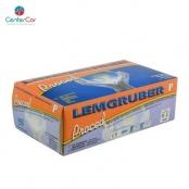 Luva de Procedimento P Lemgruber - Cx 100 Un