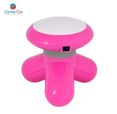 Mini Massageador com USB - Rosa