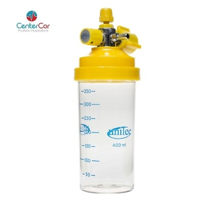 Aspirador Venturi Para Ar Comprimido 400ml - (Plástico)