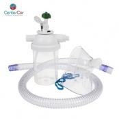 Conjunto de Nebulização em PVC Adulto