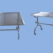mesa de instrumentação