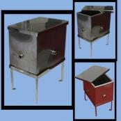 caixa para autoclave