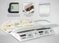 Balança digital para pesar (e medir) bebês | Mobile Baby ELP-25BB - BALMAK