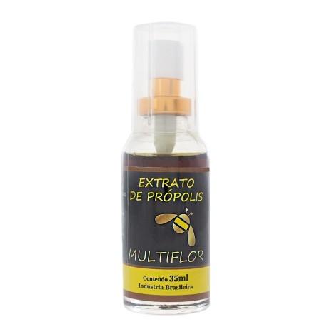 Extrato de Própolis MultiFlor Spray com 35ml