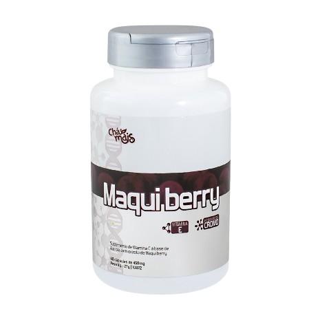 Maqui Berry Chá Mais com 60 Cápsulas
