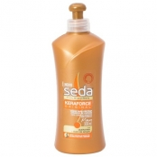 Creme de Pentear Seda Keraforce Original com 300ml