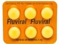 Fluviral Envelope com 6 Comprimidos