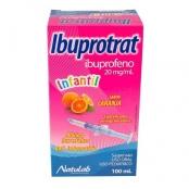 Ibuprotrat 20mg/ml Solução com 100ml + Seringa Dosadora