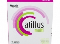 Atillus Multi Sachê com 15 Unidades de 7g cada