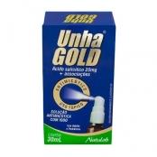 UnhaGold Solução Antimicótica Spray com 30ml