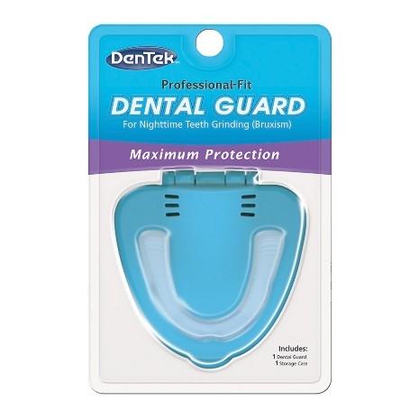 Protetor Bucal para Bruxismo DenTek Dental Guard 1 Unidade