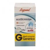Acetilcisteína 40mg/ml Legrand Genérico Xarope com 120ml