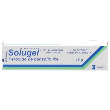 Solugel Gel com 45g