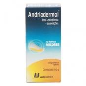 Andriodermol Pó com 50g